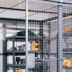 How A Security Cage Can Benefit Your Business!